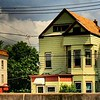 Yellow House by the Tracks - The World Nearby New York