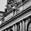 Grand Central Terminal and Clock with Statue of Mercury - Famous Buildings and Landmarks of New York City
