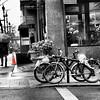 Orange Cone - New York In The Rain