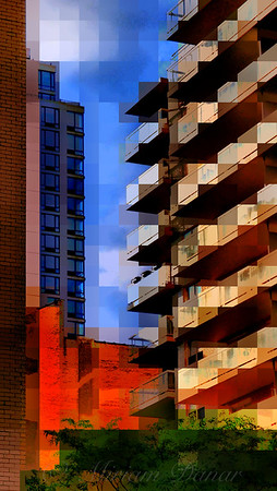 Terraces - Architecture of New York City
