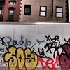 Tribute to Leger 2 - Graffiti - Architecture of New York City