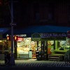 Corner Shops  - New York City at Night
