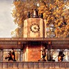 Historic Delacorte Musical Clock at the Central Park Zoo