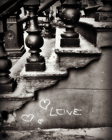 Love on the Stoop