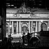 Grand Central as seen from Pershing Square - Famous Buildings and Landmarks of New York City