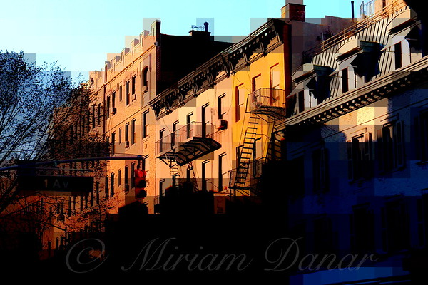 City Blocks - Cornices and Rooftops of Manhattan - Architecture of New York City