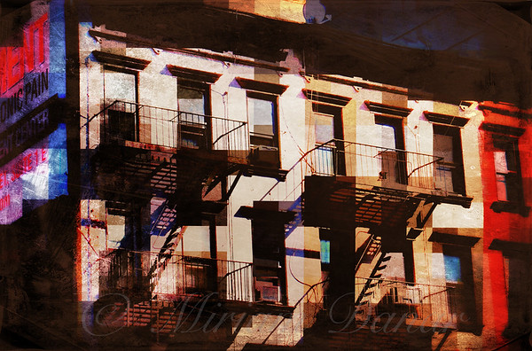 Row Houses - Old Buildings and Architecture of New York City