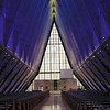 Airforce Academy Chapel<br /> Colorado Springs, Colorado<br /> August 5, 2005