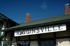 Next Stop Higginsville - The old rail station on Main St. was restored and converted into a museum.