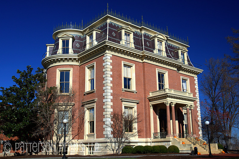 Governor's Mansion - This Victorian era home is the reserved residence for the Governor of the State of Missouri located just one block from the State Capitol Building.