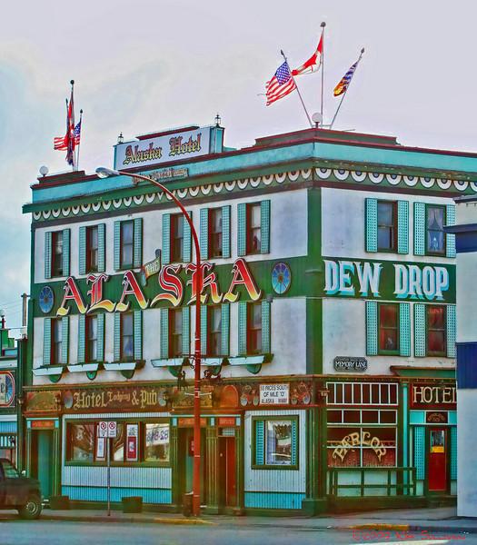 Alaska Hotel, Dawson Creek BC