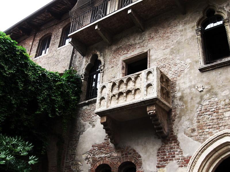 Juliet's Terrace