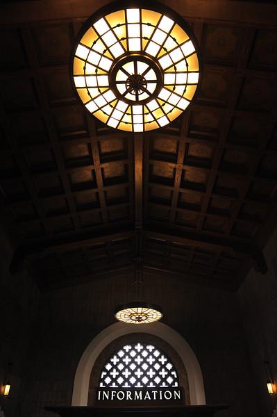 Metro Ceiling, Los Angeles