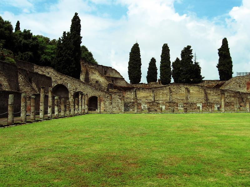 Pompeii Yards