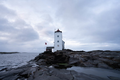 The Fulehuk Lighthouse