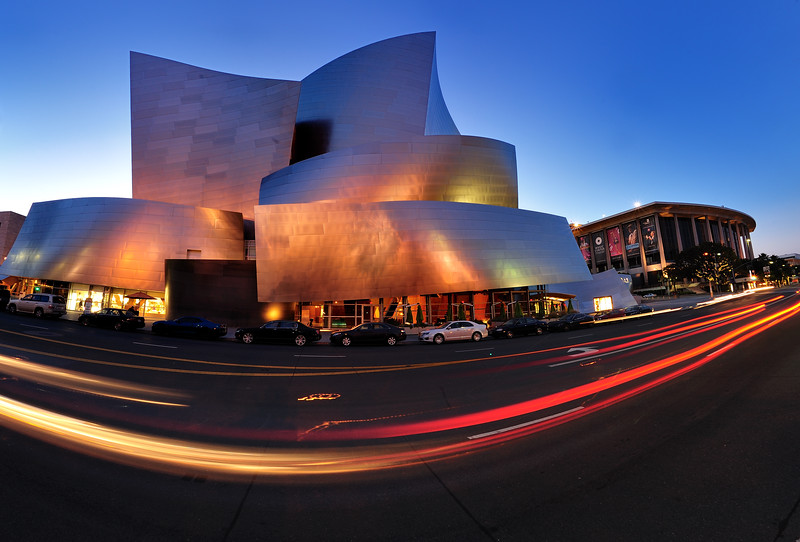 Disney Center, Los Angeles, CA