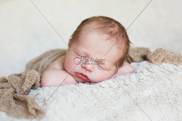 Landon - Newborn Session