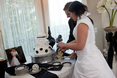 M & L Cutting the Cake-0954