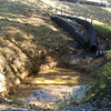 Check dam looks OK.  Southwest quadrant of I-495/Rt 236 Rd interchange. 13 Oct 2010