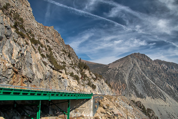 Green Bridge at the Tioga Pass