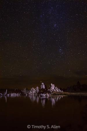 Tufas and Stars