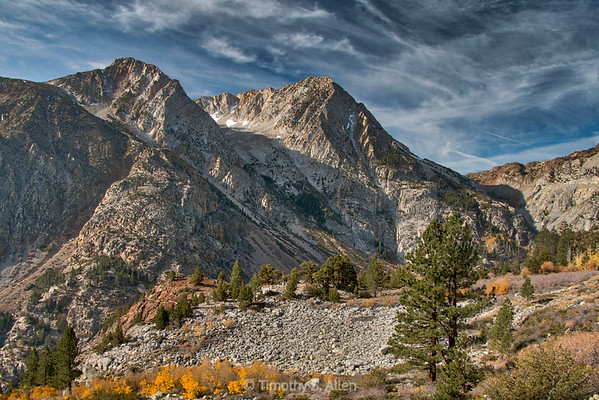 Leading to Tioga Pass