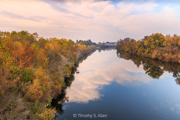 American River Reflections