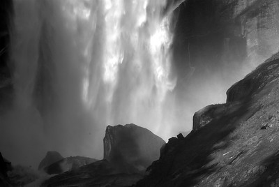 The power of Vernal Fall