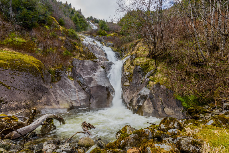 Slicken Slide Falls.