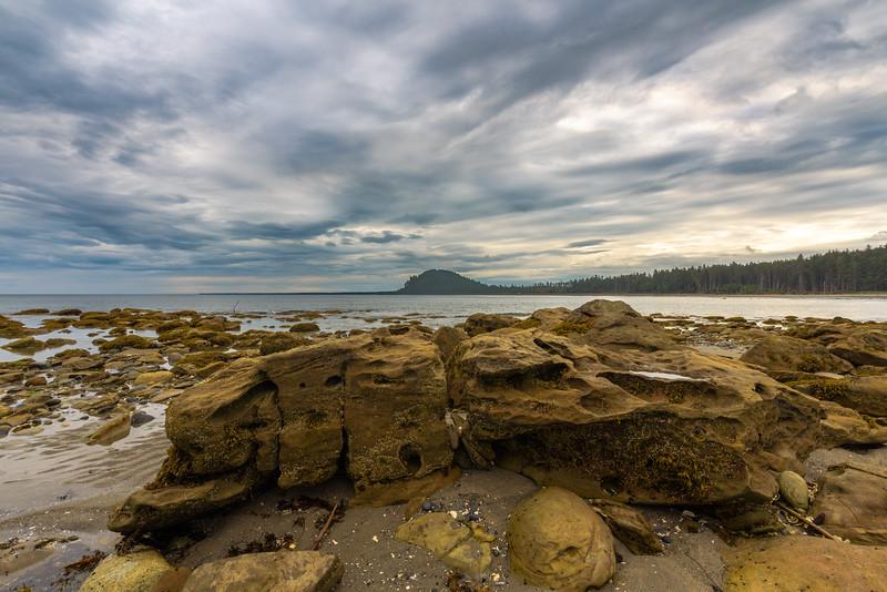 Haida Gwaii Shore
