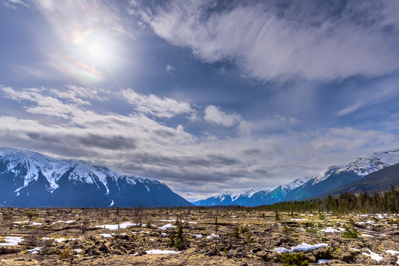 Nisga'a Memorial Lava Bed Provincial Park