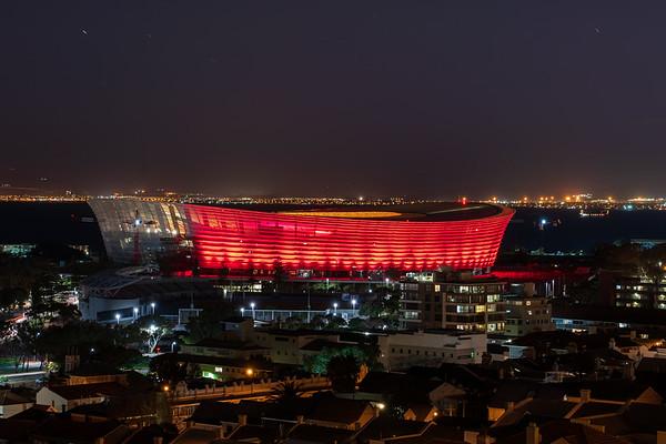 The Cape Town Stadium 2020