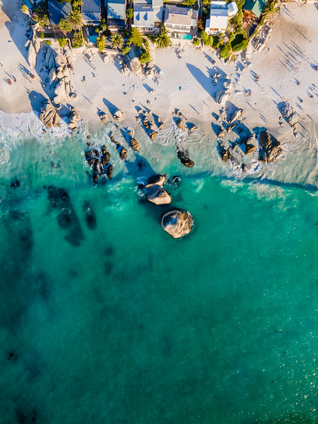 Clifton beach, Cape Town, South Africa