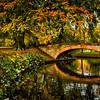 Autumn in Frederiksberg Have