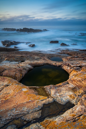 Rock pools, Robberg Nature Reserve, Plettenberg Bay 2020