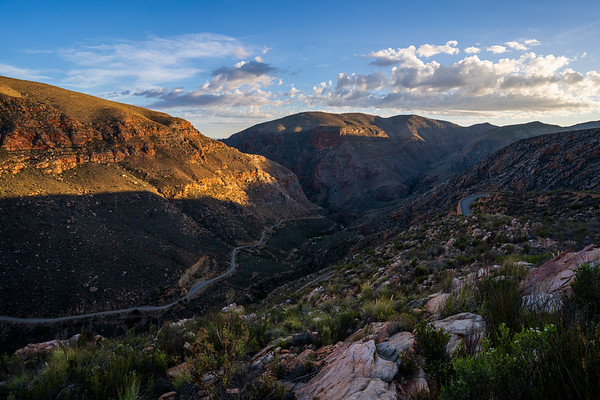Early light, Swartberg Pass, Karoo, Sotuh Africa