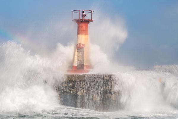 Splash!  Kalk Bay, Cape Town, South Africa