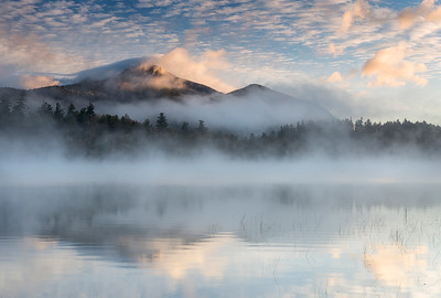 First light on Whiteface