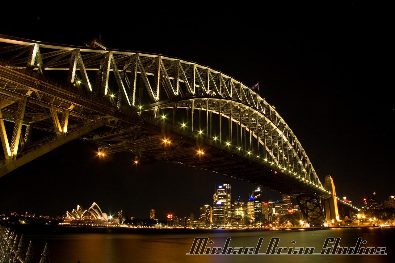 Brian & James' trip to Sydney, Australia with good friends Tony & Molli.