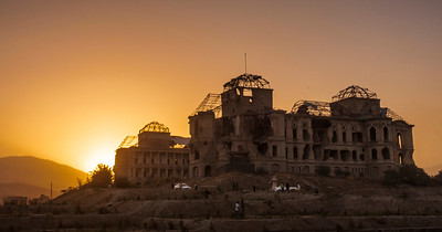 Darulaman Palace - Kabul, Afghanistan