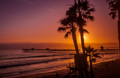 San Clemente Pier - San Clemente, CA