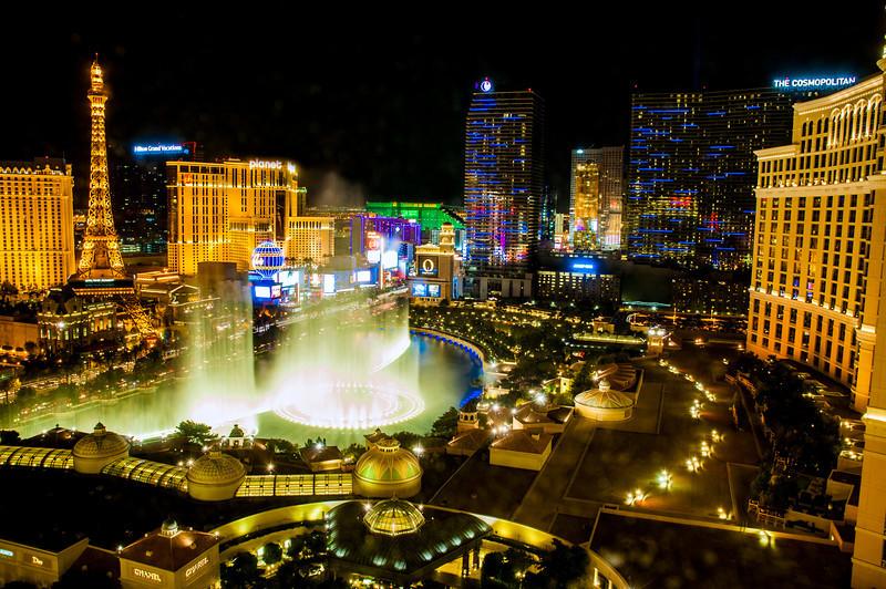 Bellagio Fountain - Las Vegas Nevada