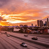 101 Freeway - Downtown Los Angeles, CA