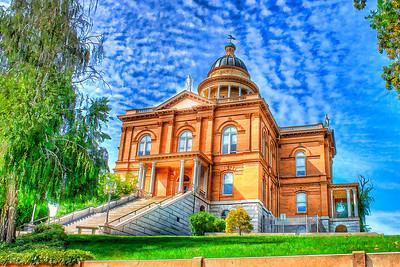 Auburn Historic Courthouse