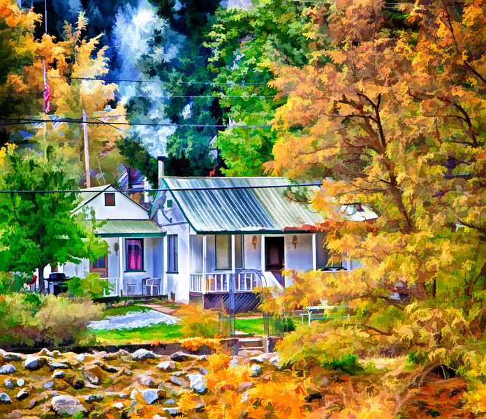 Downieville River Inn and Resort