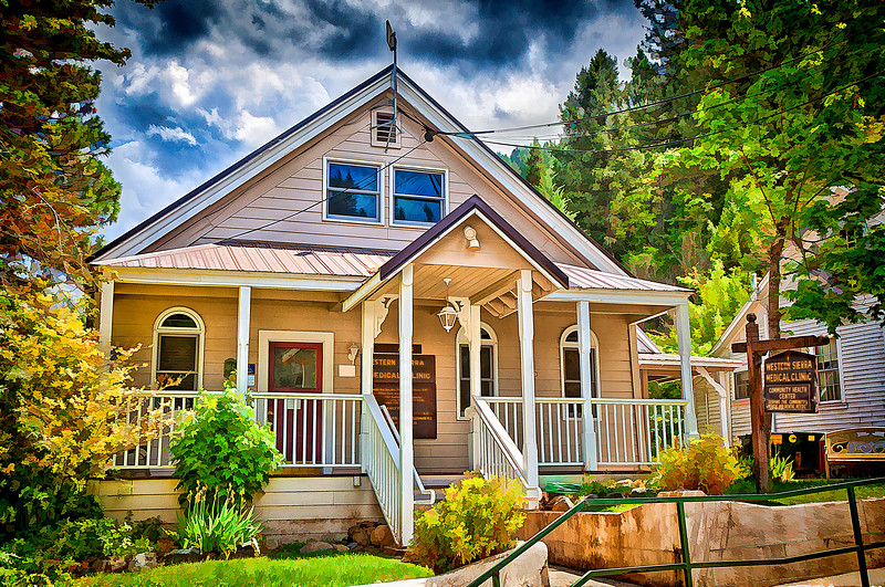 Western Sierra Medical Clinic, Downieville, Ca.
