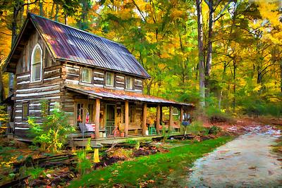 Antique Cabin