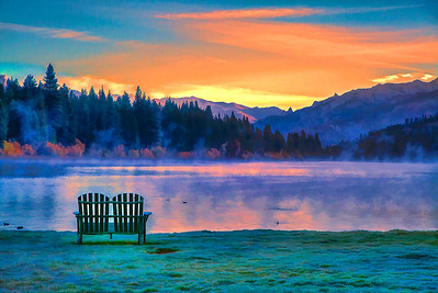 Hume Sunrise 2012