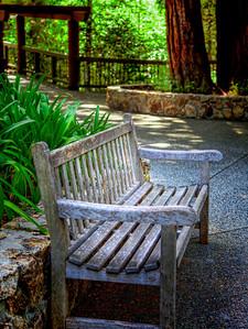 Mount Hermon bench