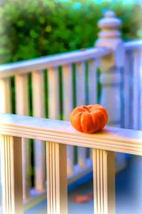 Fall Decorations, pumpkin, Nevada City